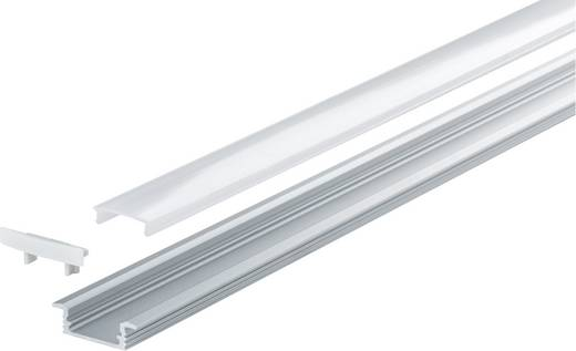 Paulmann Dekobeleuchtung LED-Profil Floor 70409 Alumínium (eloxált)