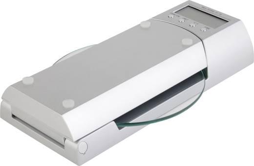 Digitális falra szerelhető konyhamérleg, max. 3 kg, ezüst, Korona Wanda