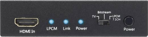 HDMI 4K2K Extractor 7.1 Toslink-kel és jack kimenettel, Speaka Professional