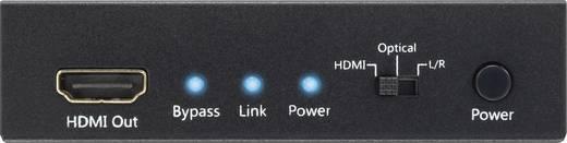 HDMI - Toslink, RCA audio jelátalakító SpeaKa 4K2K