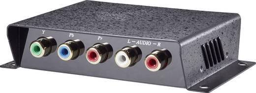 Komponens audio/videó hosszabbító rendszer, Speaka Professional