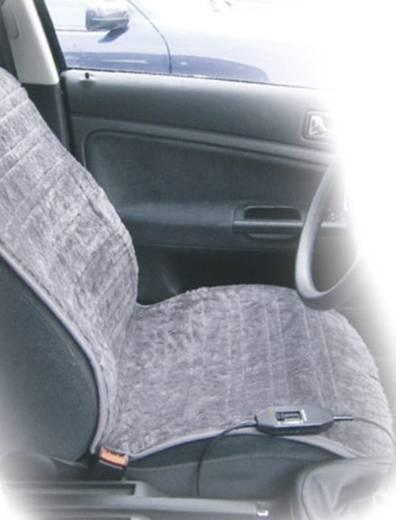 Fűthető üléshuzat, 12 V, 2 fokozatú, antracit, HP Autozubehör