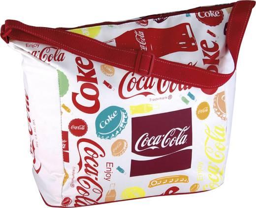Hűtőtáska vállra akasztható 20L-es Ezetil Coca-Cola Classic Fun 20