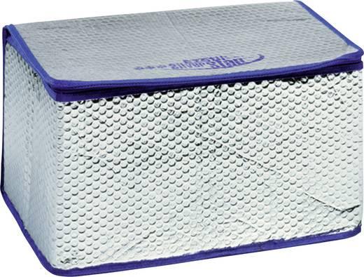 Összehajható hűtőtáska, hűtőbetét 66L-es EZetil SilverStar 66