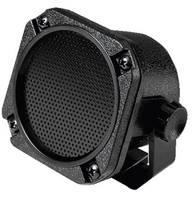 Felszerelhető vízálló hangszóró 3/5 W 4Ω, fekete színű Monacor AES-5 Monacor