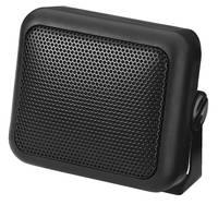 Felszerelhető vízálló hangszóró 3/5 W 8Ω fekete színű Monacor AES-6 Monacor