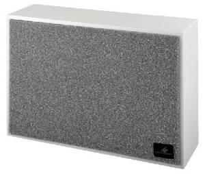 Monacor ESP-60/WS ELA mennyezeti hangszóró Fehér 1 db Monacor