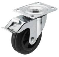 Monacor GCB-100B Műanyag kerék 1 db 100 mm Teherbírás (max.): 70 kg Monacor