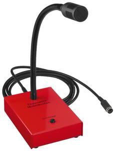 Monacor MEVAC-1FT ELA asztali mikrofon Monacor