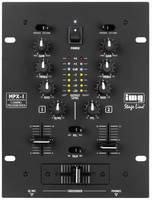 IMG STAGELINE MPX-1/BK DJ keverő IMG StageLine