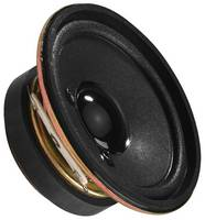 Monacor SP-6/4 2 coll 5.7 cm Miniatűr hangszóró 3 W 4 Ω Monacor