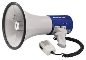 Megafon kézi mikrofonnal beépített hangokkal Monacor TM-17 Monacor