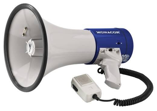Megafon kézi mikrofonnal, beépített hangokkal, Monacor TM-17