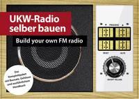 Retro rádió építőkészlet, Franzis Verlag 65261, 14 éves kortól (65261) Franzis Verlag