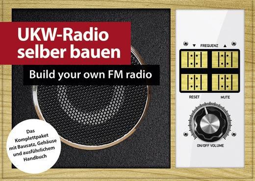 Retro rádió építőkészlet, Franzis Verlag 65261, 14 éves kortól