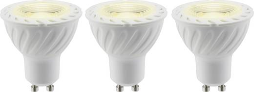 LED lámpa 55 mm 230 V GU10 3.5 W = 15 W, 3 db, Basetech