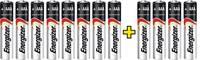 Mikroelem Alkáli mangán Energizer Max LR03, 8+4 gratis Energizer