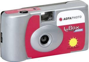 Egyszer használatos, eldobható fényképezőgép AgfaPhoto LeBox 400 27 Outdoor AgfaPhoto