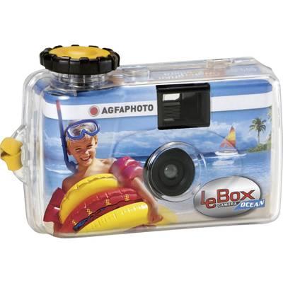 Egyszer használatos víz alatti fényképezőgép eldobható fényképezőgép AgfaPhoto LeBox Ocean 601100
