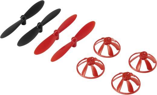 Quadrokopter drón modellrepülő Reely Sky Roller 2,4 GHz RtF Quadrokopter RtF