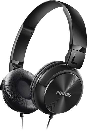 Fejhallgató Philips SHL3060BK Fekete
