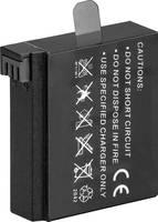 AHDBT-401 GoPro kamera akku 3,7V 1100 mAh, Conrad energy 3661-1227 Conrad energy