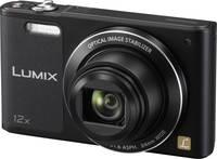 Panasonic DMC-SZ10EG-K Digitális kamera 16 MPix Optikai zoom: 12 x Fekete Panasonic