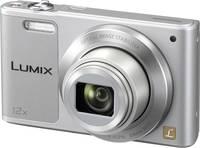 Panasonic DMC-SZ10EG-S Digitális kamera 16 MPix Optikai zoom: 12 x Ezüst Panasonic