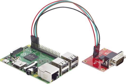 Kiegészítő RS232 panel, Raspberry Pi, renkforce