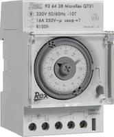 REX Zeitschaltuhren 925429 Kalapsínes időkapcsoló óra 230 V 16 A/250 V REX Zeitschaltuhren