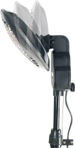 Álló halogén hősugárzó, terasz fűtő 2000 W, Velleman TC76208