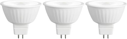 LED GU5.3 Reflektor 4.4 W = 20 W Melegfehér<