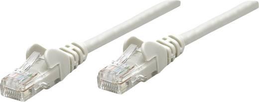 RJ45-ös patch kábel, hálózati LAN kábel CAT 6 S/FTP [1x RJ45 dugó - 1x RJ45 dugó] 0.50 m Szürke Intellinet