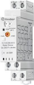 """Dimmer """"Master"""" DIN sínre, 110 - 230 V/AC, Finder 15.10.8.230.0010, 1 db Finder"""