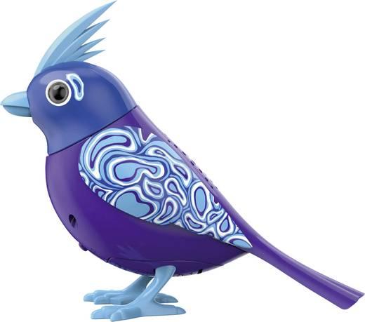 Digibird éneklő madárka kalitkával, Feather, Silverlit