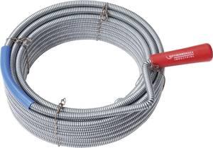 Csőgörény, cső és lefolyótisztító spirálkábel 9 mm x 10 m Rothenberger Industrial 1500000141 Rothenberger Industrial