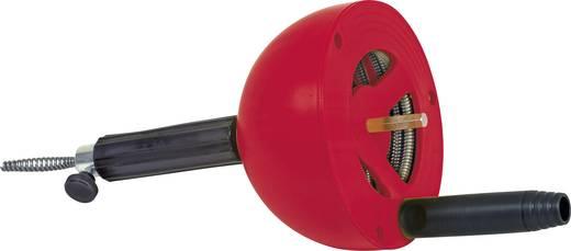 Kézi vagy elektromos meghajtású lefolyótisztító, csőgörény 4.5 m Rothenberger Industrial Rospi 072990E