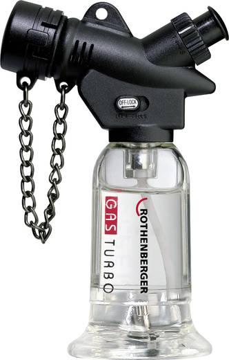 Mini gázégő, vihargyújtó Piezo gyújtós Rothenberger Industrial 35130