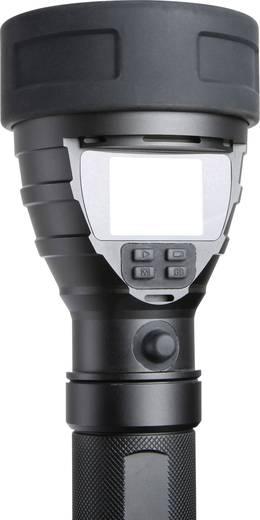 Zseblámpa videókamerával, Full HD, porvédett, ütésálló, FL1201