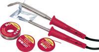 Forrasztópáka készlet, forrasztó ónnal és kiforrasztó huzallal, 230V/25W, 80W Rothenberger Industrial 35060 Rothenberger Industrial