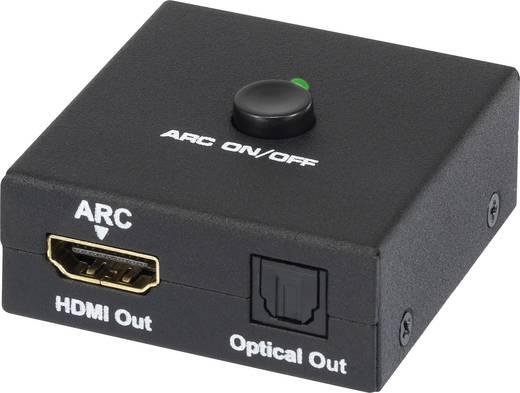 HDMI ARC jelátalakító konverter, emulator SpeaKa 1339686