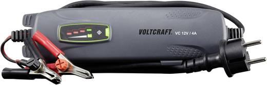 Autó akkumulátor töltő, Voltcraft VC 12V/4A