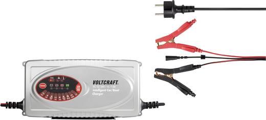 Automatikus akkutöltő VC 12/24V / 15/7,5A, Voltcraft
