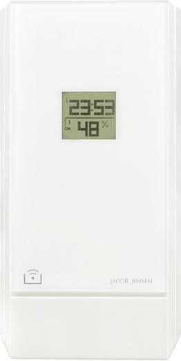 Vezeték nélküli hőmérő és páratartalom mérő érzékelő, Jacob Jensen 32082