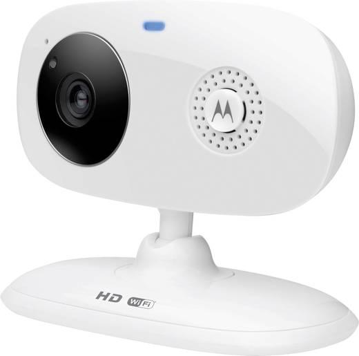 Megfigyelő kamera Wifi-HD Digitális videokamera (max.) 1280 x 720 pixel, Motorola Focus 66
