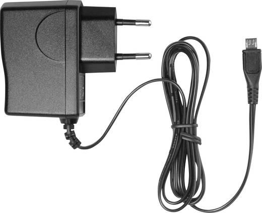 Mikro USB-s hálózati töltő, 5V/DC (max.) 2000 mA HN Power HNP12-MicroUSB