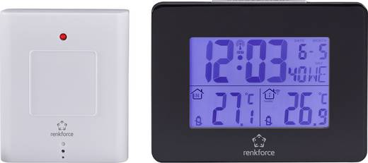 Vezeték nélküli külső-/belső hőmérő, renkforce AOK-2806