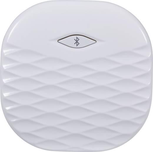 Bluetooth rezgő ébresztőóra, (H x Sz x Ma) 70 x 70 x 20 mm, Renkforce
