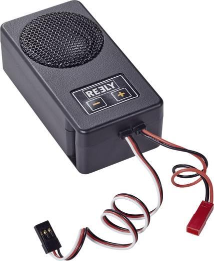 Modellautó és hang szimulátor készlet, Reely Dune Fighter + V8 Sound, Brushless 1:10 RC Elektro Buggy 4WD RtR 2,4 GHz