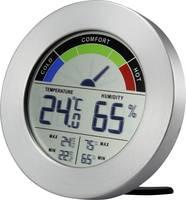Hőmérséklet és légnedvesség mérő komfortkijelzéssel, renkforce (KW-9232CE) Renkforce